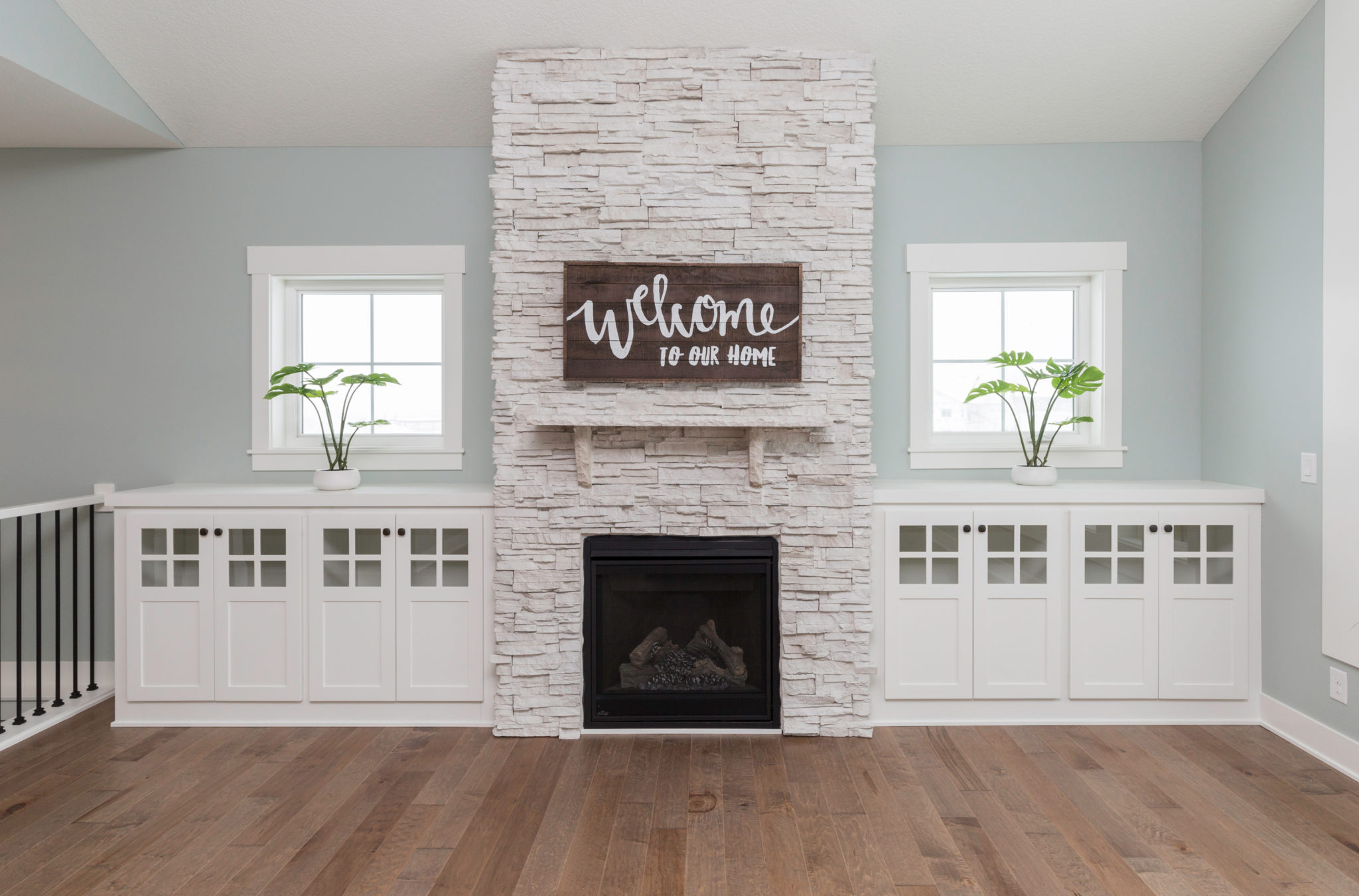 Custom fireplace, Ankeny Iowa Home Builder, Custom Home Builder in Iowa